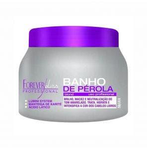 Máscara Banho De Pérola Forever Liss 250G