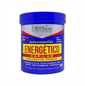 Mascara De Hidratacao Forever Liss Energetico 950G