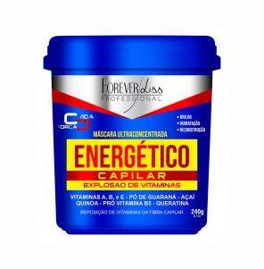 Mascara De Hidratacao Forever Liss Energetico Capilar 240G