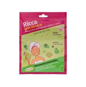 Mascara De Hidratacao Ricca Sache Oleo Abacate Chia 30G