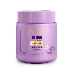 Mascara De Tratamento Bio Extratus Blond Bioreflex Desamarela 250G
