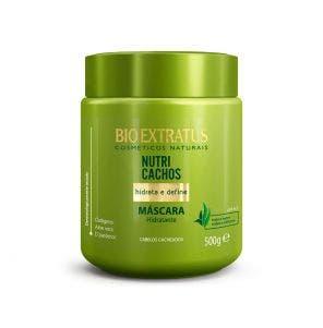 Mascara De Tratamento Bio Extratus Nutri Cachos 500G