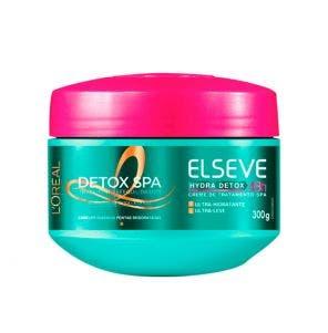 Mascara De Tratamento Elseve Hydra Detox 300G