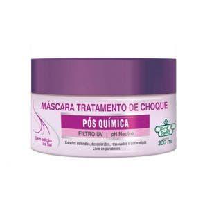 Mascara De Tratamento Flores E Vegetais Pos Quimica 250G
