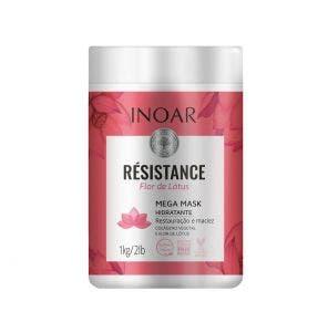 Mascara De Tratamento Inoar Resistance Flor De Lotus 1Kg