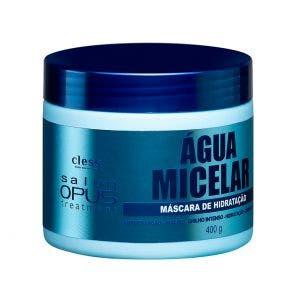 Mascara De Tratamento Salon Opus Agua Micelar 400G