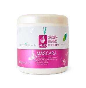 Mascara De Tratamento Varcare Nathydras Alho Therapy 500G