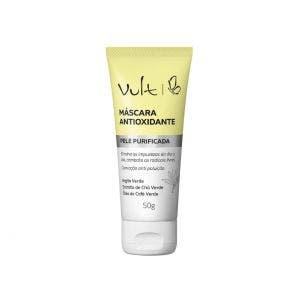 Mascara Facial Antioxidante Vult 50gr