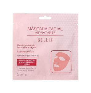 Mascara Facial Belliz Hidratante