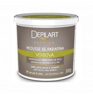 Mousse De Parafina Depilart Premium Verbena 300G