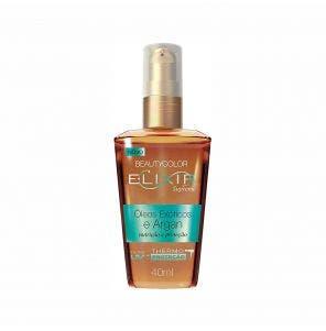 Oleo Capilar Beauty Color Oleos Exoticos E Argan 40Ml