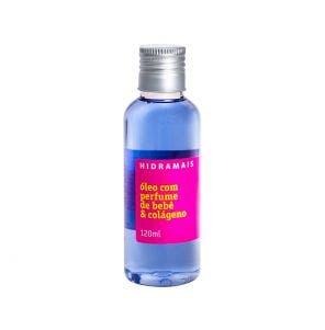 Óleo Corporal Hidramais Perfume Bebe 120ml