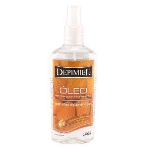 Oleo Removedor Pos Depilacao Depimiel Spray 240Ml
