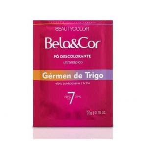 Pó Descolorante Beauty Color Germen De Trigo 20g