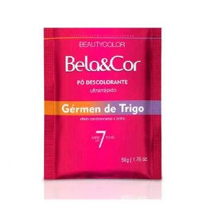 Pó Descolorante Beauty Color Germen De Trigo 50g