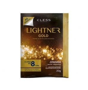 Pó Descolorante Lightner Gold 20g