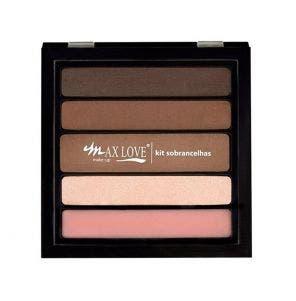 Paleta Sobrancelha Max Love Kit04