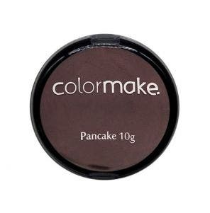 Pancake Pintando A Cara Marrom 10Gr