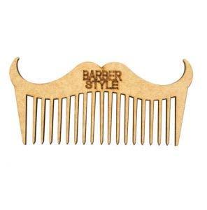 Pente Santa Clara Madeira Barber Style 5033