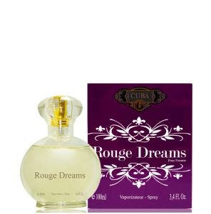 Perfume Cuba Feminino Rouge Dreams 100ml