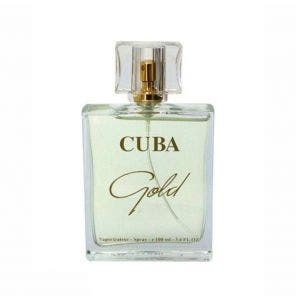 Perfume Cuba Masculino Gold 100Ml