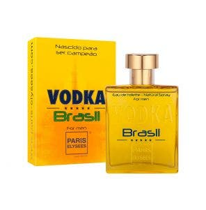Perfume Paris Elysees For Men Vodka Brasil Yellow