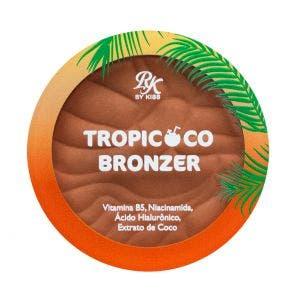 Pó Compacto Rk By Kiss Tropicoco Bronzer Banho De Sol Rbz03br