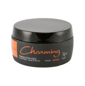 Pomada Modeladora Charming Black Extra Forte 50g