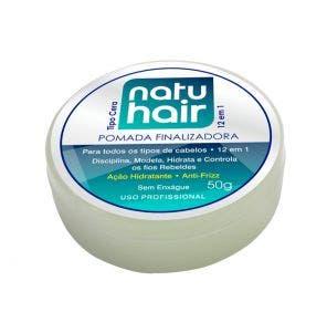 Pomada Finalizadora Natu Hair 12 Em 1 50g