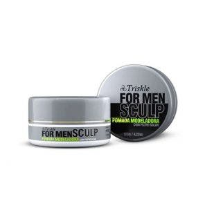 Pomada Modeladora Triskle For Men Sculp 120gr