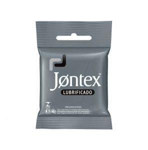 Preservativo Jontex Lubrificado C/3