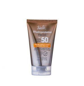 Protetor Solar Facial Tracta Fps50 50gr