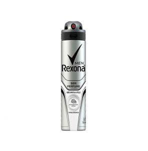 Desodorante Aerosol Rexona Masc sem perfume 150ml