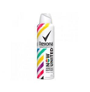 Desodorante Aerosol Rexona Unissex Now United 150ml