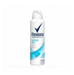 Desodorante Aerosol Rexona Fem Cotton 150ml