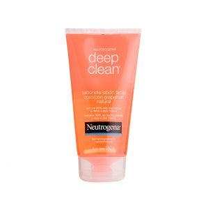 Sabonete Facial Neutrogena Grapefruit Deep Clean 150g