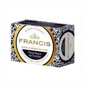 Sabonete Francis Classico Preto 90g
