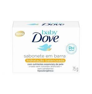 Sab Infantil Dove Baby Hidratação Balanceada 75g