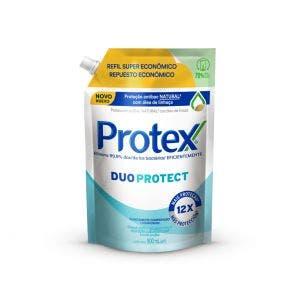 Sabonete Líquido Protex Duo Protect 900ml Refil