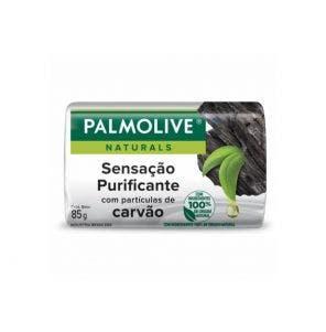 Sabonete Palmolive Naturals Sensação Purificante Carvão 85gr