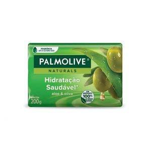 Sabonete Palmolive Naturals Hidratação Saudável Aloe 200g