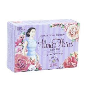Sabonete Alma De Flores Baunilha 130G