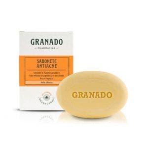 Sabonete Granado Antiacne Oil Control Pele Oleosa 90G