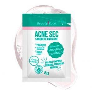Sabonete Líquido Facial Beauty Face Acne Sec 10g