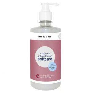 Sabonete Liquido Hidramais Antibacteriano Softcare 400Ml