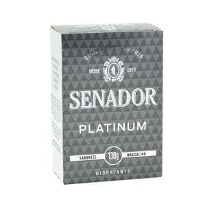 Sabonete Senador Platinum 130G