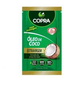 Oleo De Coco Natural Coco Sache 15Ml