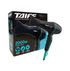 Secador Taiff Style 2000w Preto 127v
