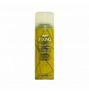Shampoo A Seco Fixing Cabelo Loiro