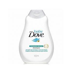 Shampoo Infantil Dove Baby Sensível 400ml